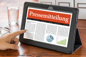 Pressemitteilung als Online-Marketinginstrument